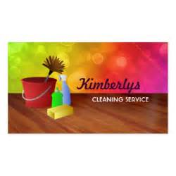 examples of business cards for home cleaning picture 1