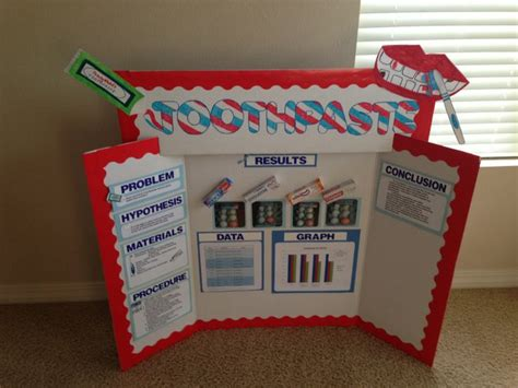 whitening toothpaste science fair project picture 1