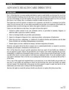 advance health care directives california picture 6