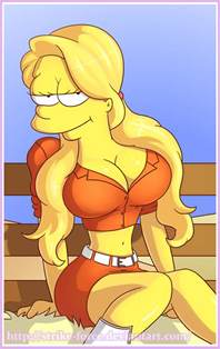 the simpson big breast picture 7