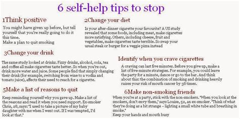 smoking healthy ways to quit picture 2