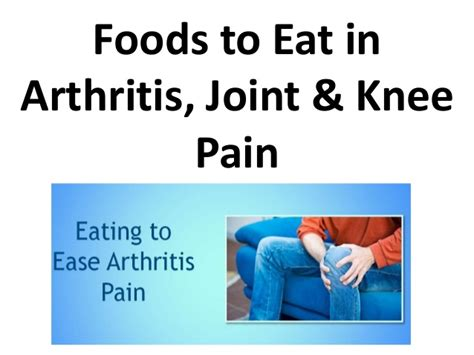 foods that prevent knee joint pain picture 7