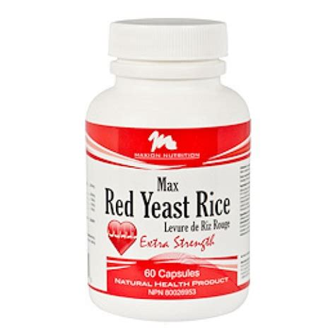 Red yeast rice cholesterol side effects picture 1