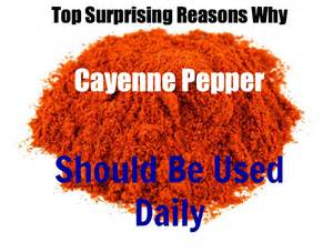 how do i use cayenne pepper fo health picture 15