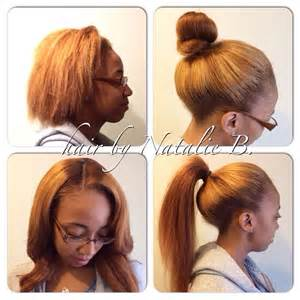 how to get the perfect hair weave picture 2