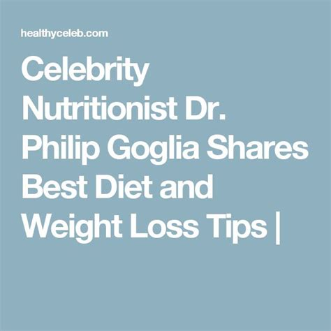 celebrity diet tips picture 18