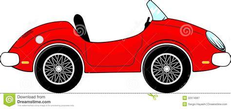 convertible car clip art picture 2