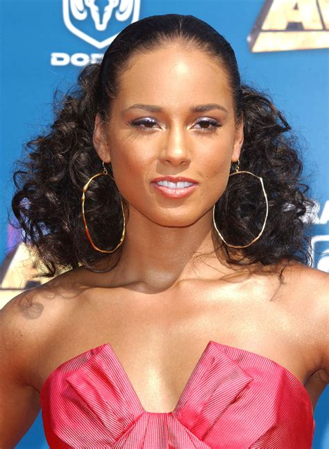 alicia keys hair picture 11