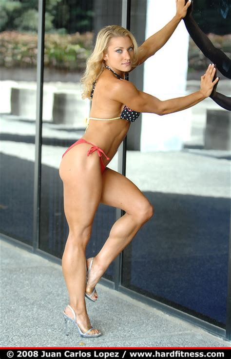 calves legs muscle female picture 11