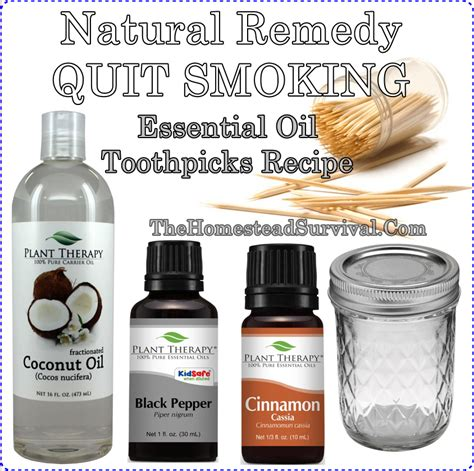 coconut oil and quitting smoking picture 1