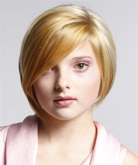 Hairstyles for fat face picture 6