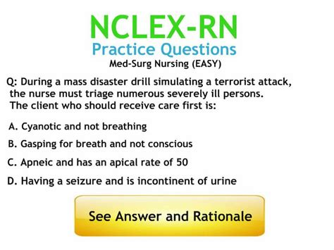 free nclex adrenergic questions picture 3
