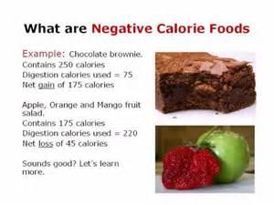 negative calorie diet picture 6