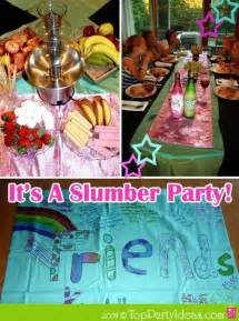 sleepover games and ideas picture 6