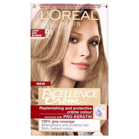 loreal hair colour picture 1