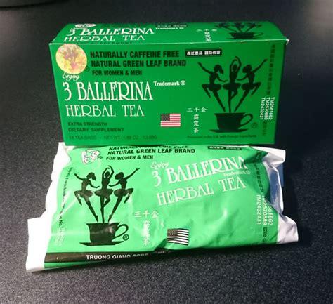 dieters herbal tabs 3 ballerinas picture 3