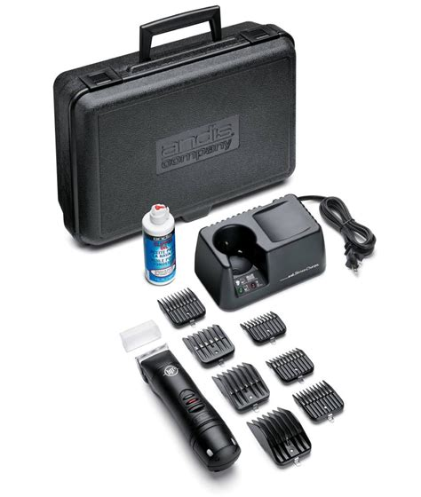 andis bgr rechargeable hair clipper picture 1