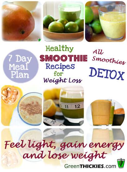 find smoothies recipes to gain weight picture 3