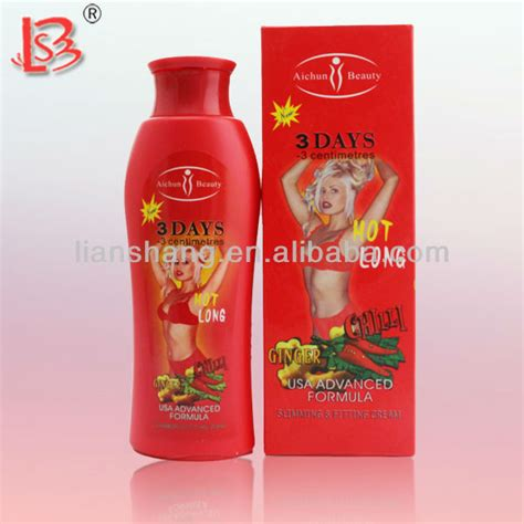 does slim essence hot cream have any side picture 9