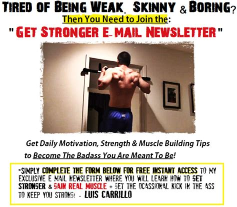 building muscle tips picture 2