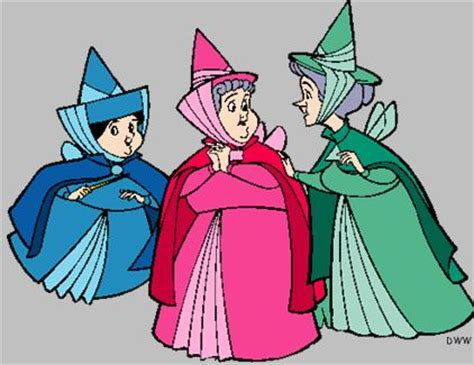 free sleeping beauty clip art picture 19