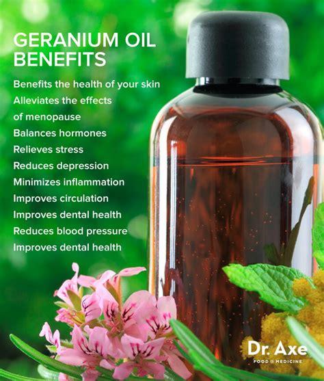 geranium oil benefits hair picture 1