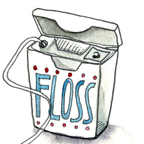 free h flossing clipart picture 4