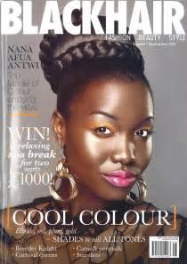 black hair magazine picture 11