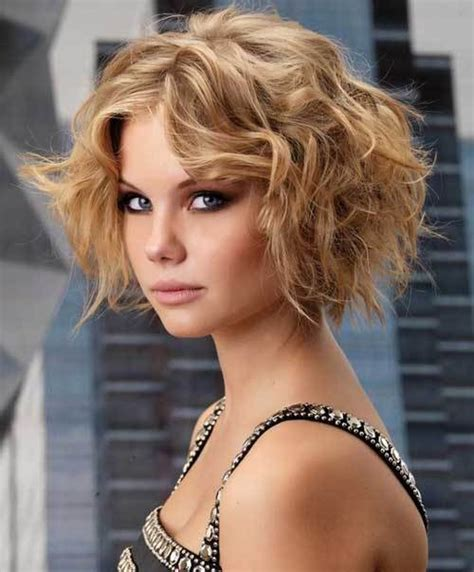 curly short hair styles picture 14