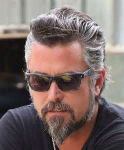 men's short grey hair picture 7