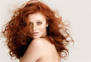 can dyed red hair go to brunette picture 9