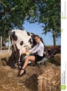 women milking s picture 11