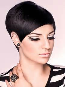black hair styles and short picture 1