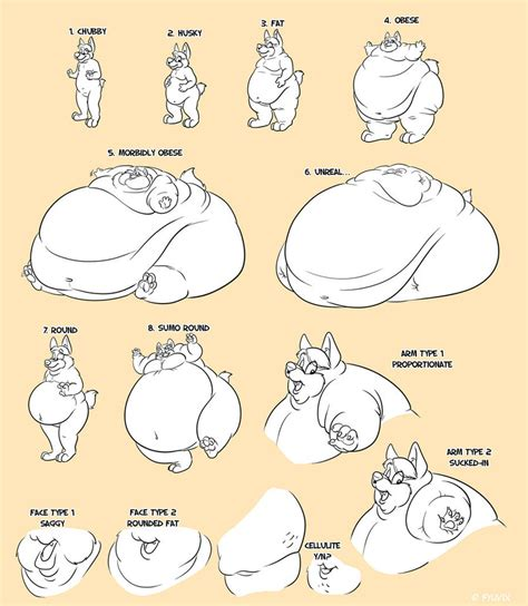 fat anime weight gain picture 11