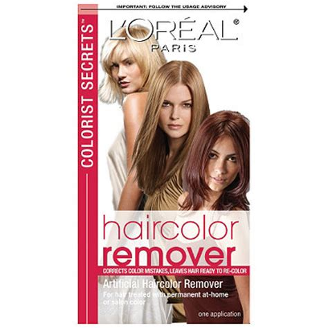 hair color removal picture 2