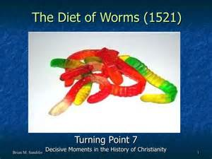 diet at worms picture 1