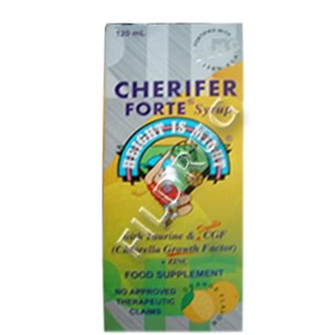 cherifer with zinc in mercury drug picture 15