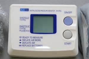 Relion blood pressure monitor hem-741 crel picture 5