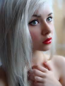 best color for white hair picture 2