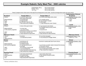 diabetic food ,menu plans picture 1