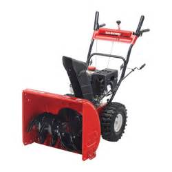 craftsman c950-52915-0 5hp snowblower picture 6