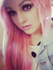 pink hair jpeg picture 9