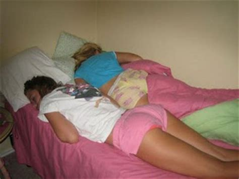 with sleeping girls picture 10