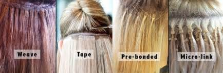hair extension methods picture 3