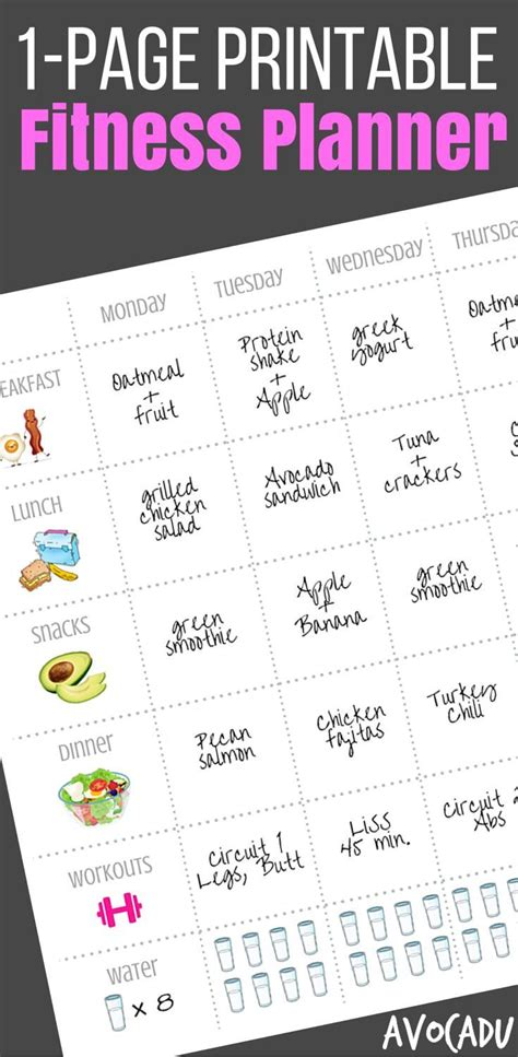 free weight loss plans picture 18
