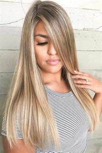 blonde hair with black highlightts picture 13