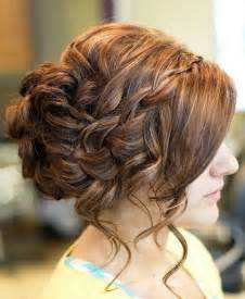 bridal party hair do's picture 3