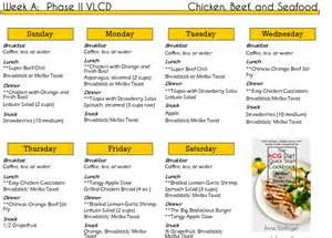 diet meal menus picture 13
