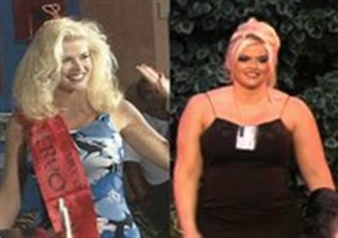 anne nicole smith weight loss picture 10