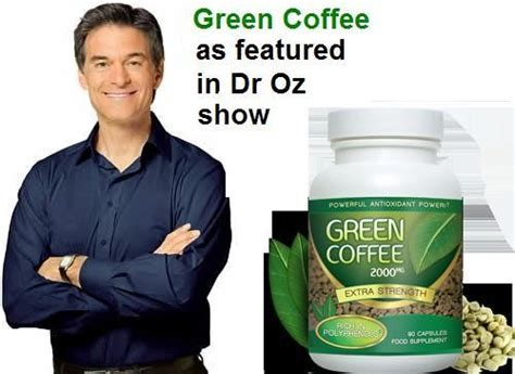 dr oz pure green coffee bean extract picture 1